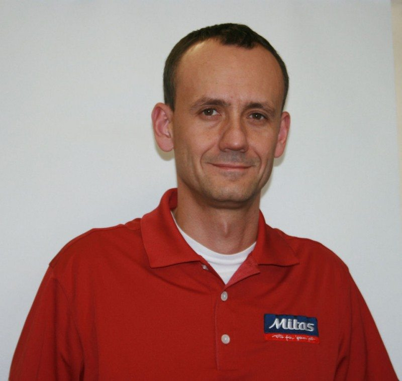 Milan Šindelář named Mitas International's sales director