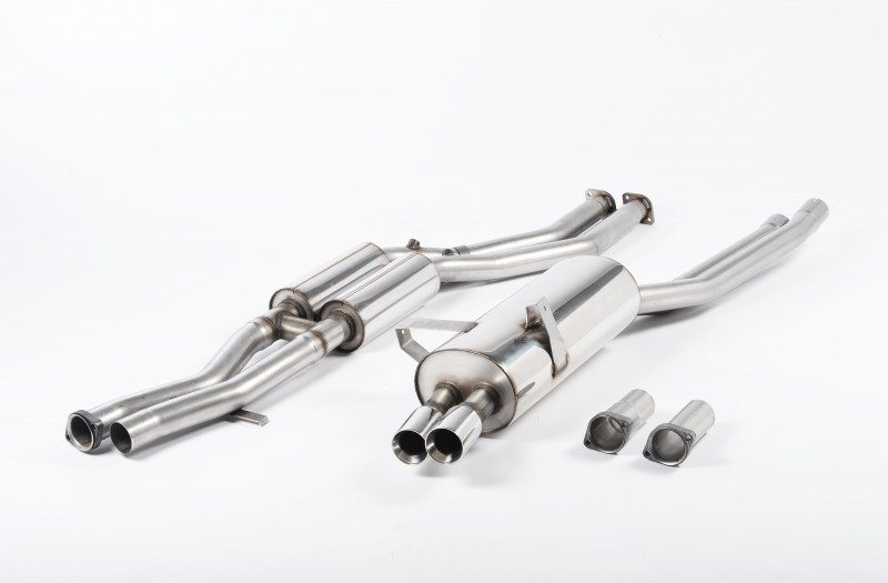 Milltek Classic releases exhausts for E36 M3 1991-99