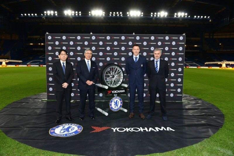 Yokohama's Chelsea shirt deal worth up to £200 million