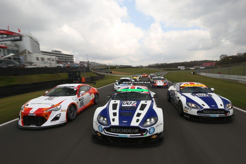 Avon enters tenth British GT Championship with new slick