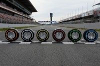 Pirelli announces first four GP F1 tyre nominations