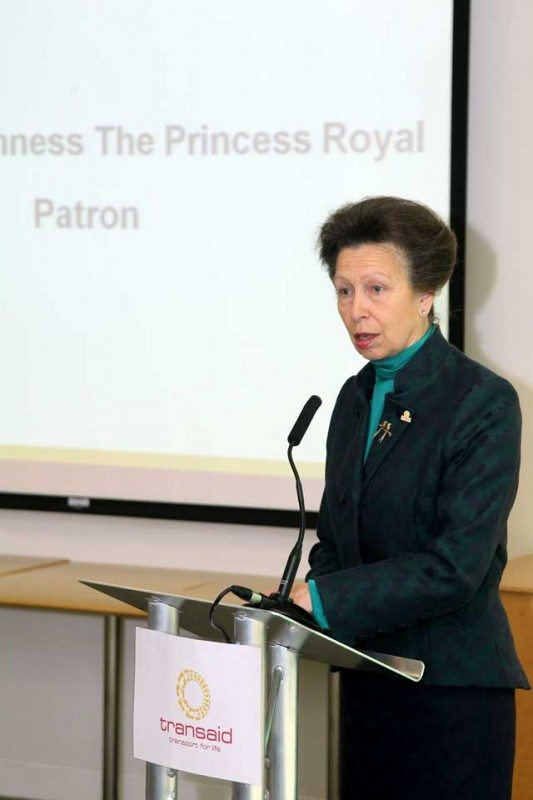 Hankook to host The Princess Royal at StadiumMK