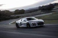 New Michelin Pilot Sport Cup 2 optional original equipment tyre on Audi R8