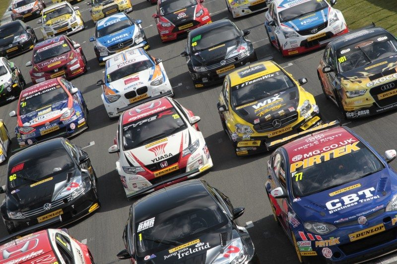 Extended UK, USA live coverage to start new BTCC season