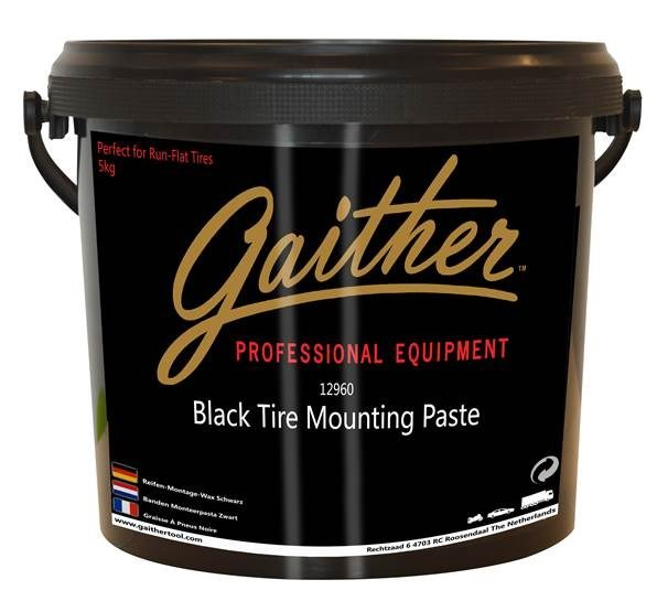 Gaither launches new tyre mounting, hand cleaning pastes