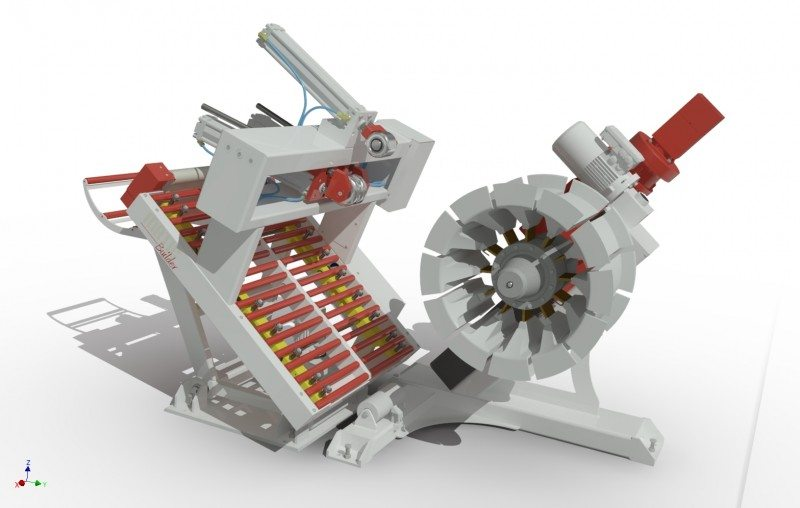 Italmatic to show two new machines at Autopromotec