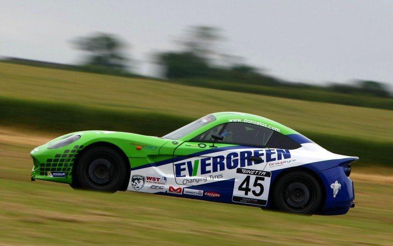 Evergreen-backed Zelos returns to Ginetta Junior grid