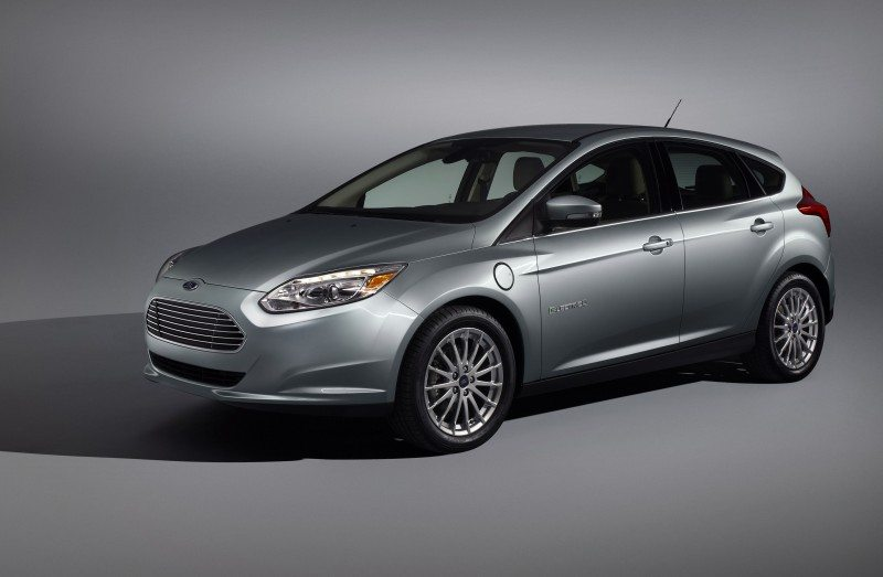 Michelin Oe On Ford Focus Electric