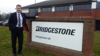 Guy Jones appointed Bridgestone North region business development manager