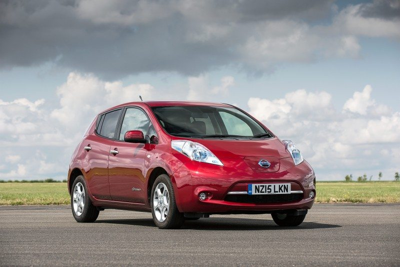How 10 popular electric cars depreciated over a three-year period