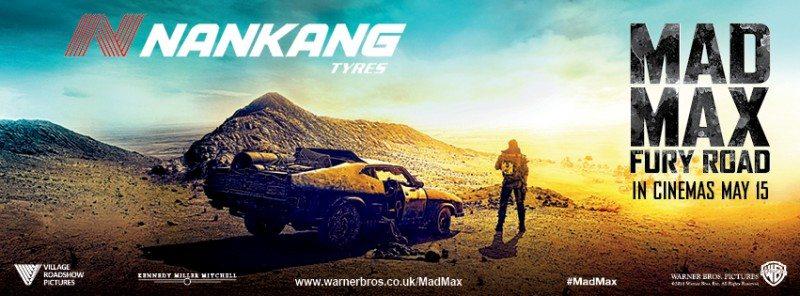 Nankang's Mad Max partnership promotion offers motorsport prizes
