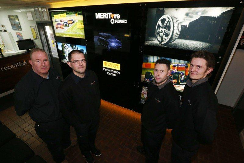 Buckinghamshire Merityre the latest to receive Pirelli Performance Centre upgrade