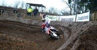 Bridgestone's X30 tested by UK motocross stars