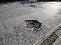 Chancellor delivers pothole budget