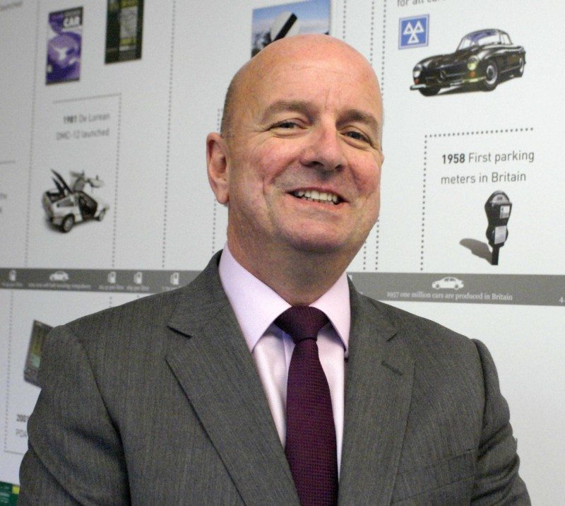 New chief car editor at Glass's