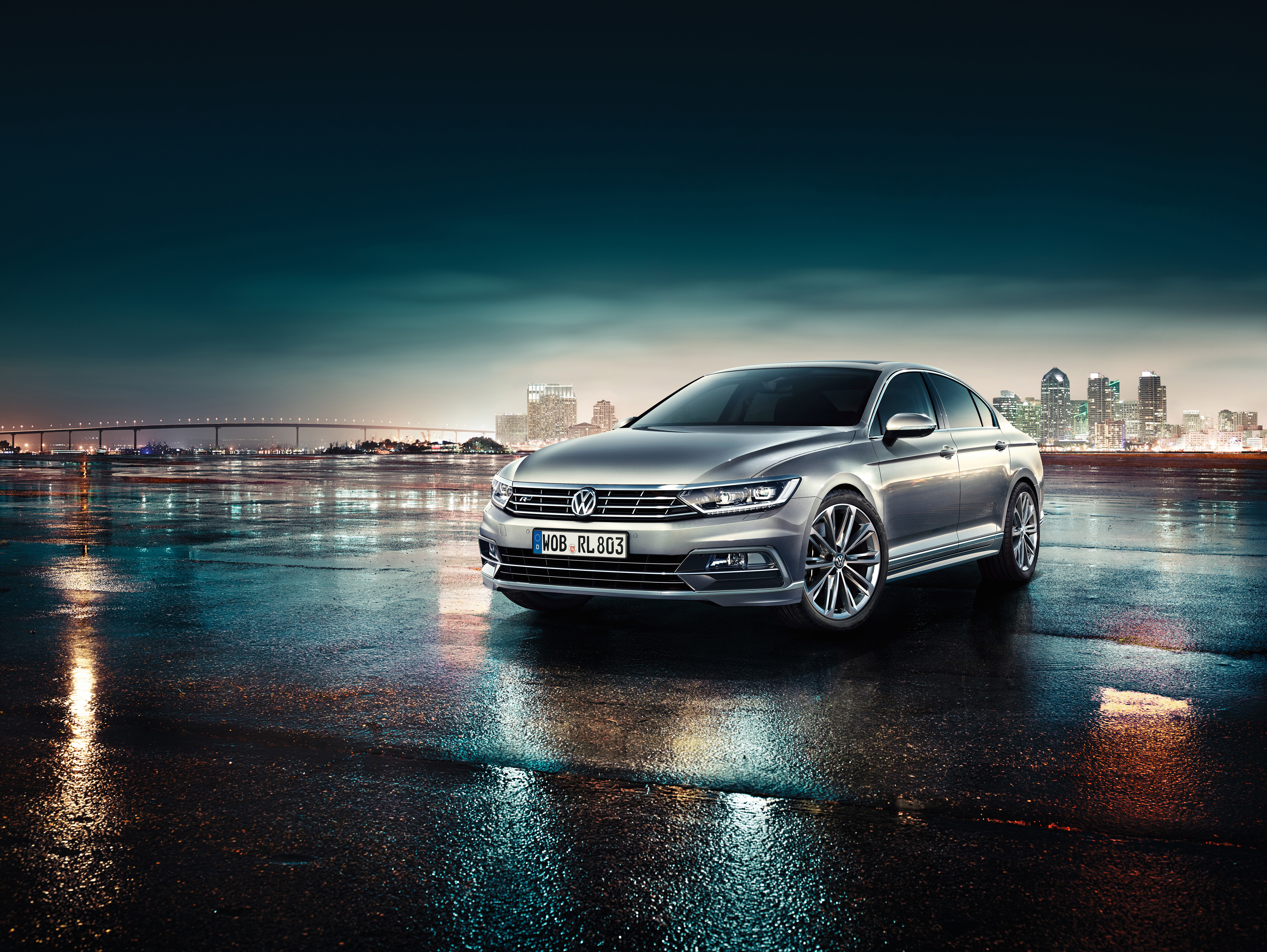 us redesigned h news passat spec to be in volkswagen
