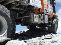 Alliance tyre-shod team sets extreme altitude record