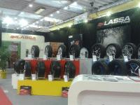 Lassa Tyres on-show in Geneva