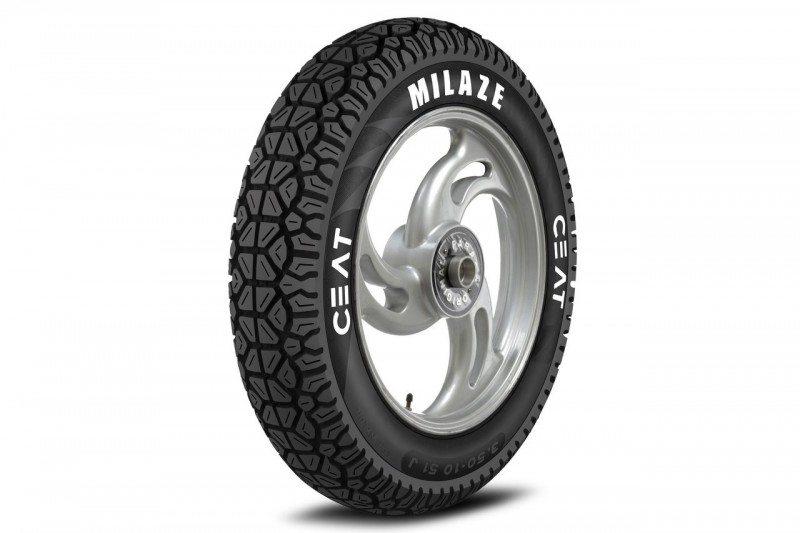 Ceat releases Milaze scooter range