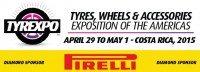 Pirelli first 'diamond' manufacturer sponsor for Tyrexpo2015