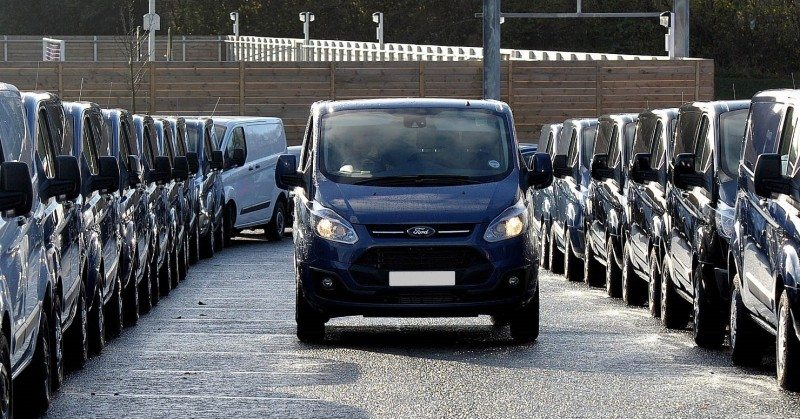 UK commercial vehicle registrations reach a new high