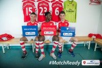 Cooper Tire Europe extends Arsenal association with #MatchReady competition