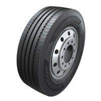 Hankook exhibits increased load index SmartFlex, TL02 trailer tyre at CV Show