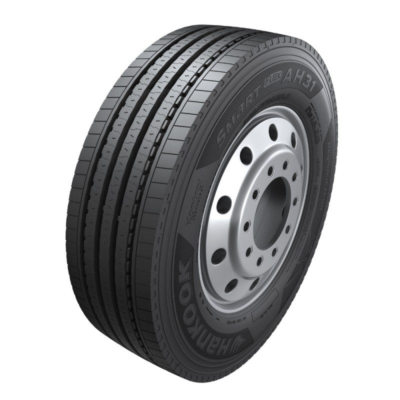 Hankook exhibits increased load index SmartFlex, TL02 trailer tyre at CV Show