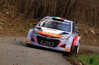 Hyundai i20 privateer wins Italian rally on Pirelli tyres