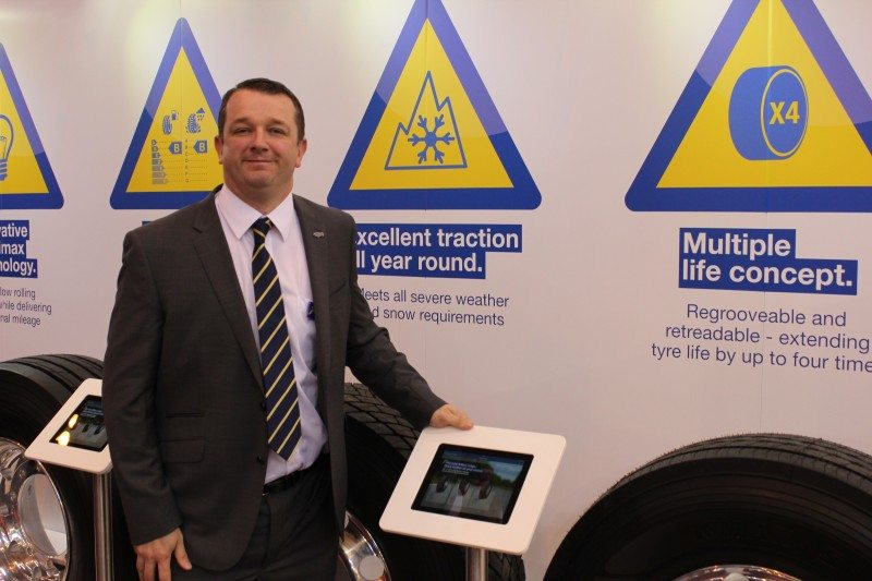 How Goodyear's tyre products and technologies support ongoing growth