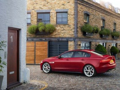 Pirelli OE on Jaguar XE