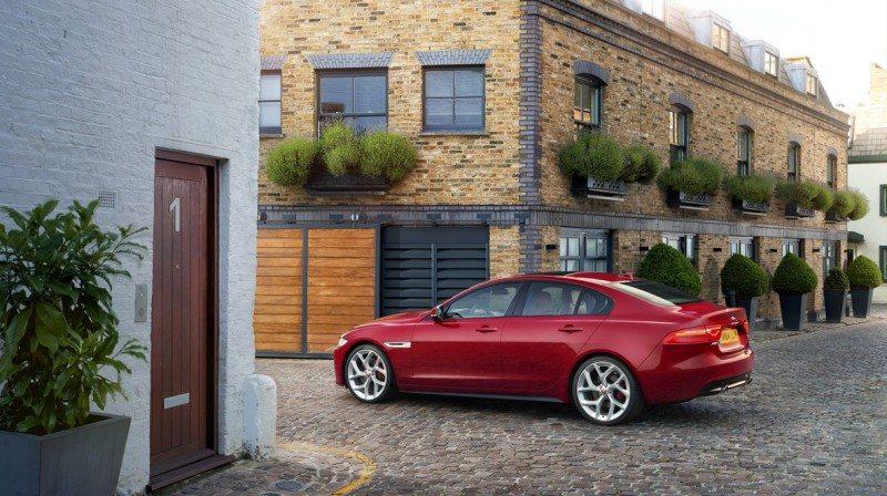 Pirelli OE on Jaguar XE