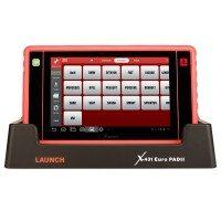 Launch UK releases X431 Euro Pad II diagnostic tool