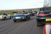 Lancaster Insurance sets new MG parade world record