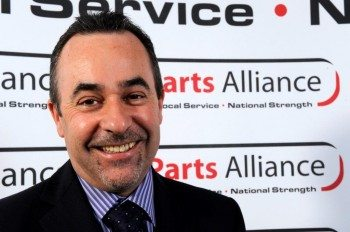 The Parts Alliance's Paul Dineen