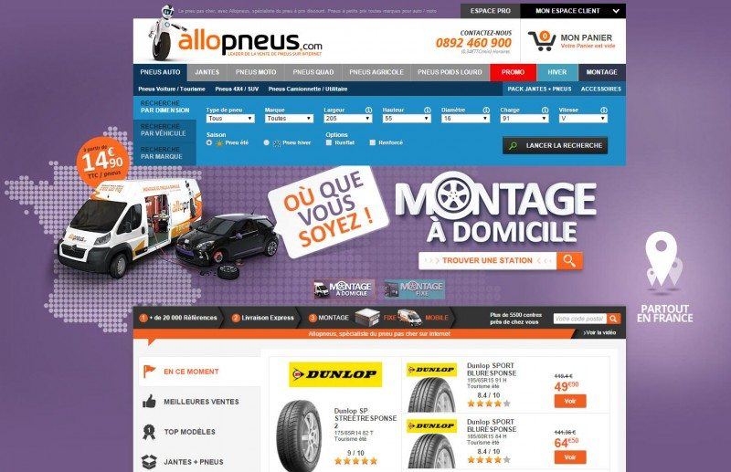 Michelin acquires 40% stake in leading French online tyre retailer