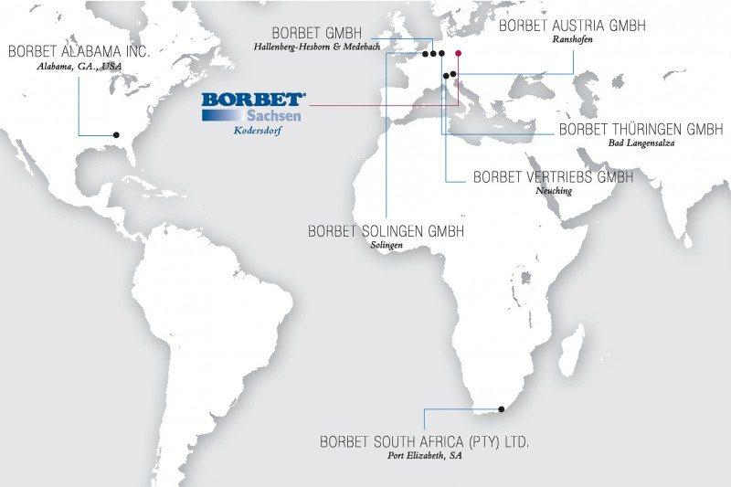Borbet to build eighth aluminium wheel plant