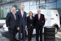 On-road test: Fuel efficient tyres make 'economic and environmental sense'