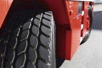 Mitas unveils two new CR-01 crane tyre sizes