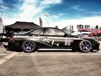 Landsail partnering with Keeber in British Drift Championship