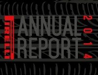 Pirelli releases 2014 Annual Report