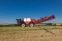 Michelin Ultraflex Technology drives low-compaction spraying solution