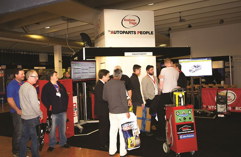 Andrew Page hosts latest AutoInsider Live event at Sandown Park
