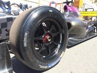 Prototype 18-inch tyres taken for a spin in Monaco