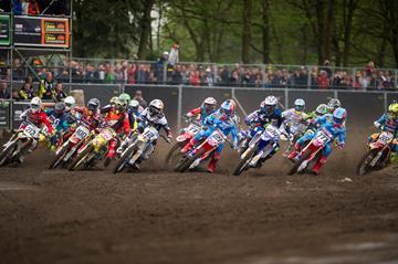 Dunlop anticipates Geomax test in Spain Motorcross World Championship