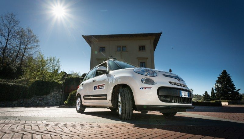 GT Radial launches Champiro FE1 in Tuscany