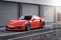 Porsche 911 GT3 RS to run on Michelin Pilot Sport Cup 2