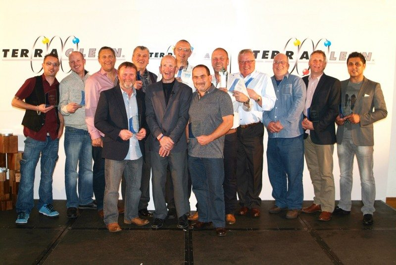Terraclean conference and inaugural awards