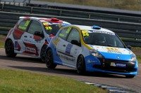Thruxton Michelin Clio Cup debut draws closer