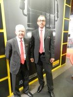 Two new appointments for Pirelli UK's truck department